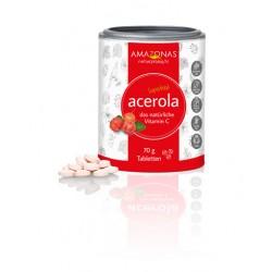ACEROLA Lutschtabletten ohne Zuckerzusatz