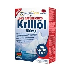 PharmaVital® Krillöl 500mg